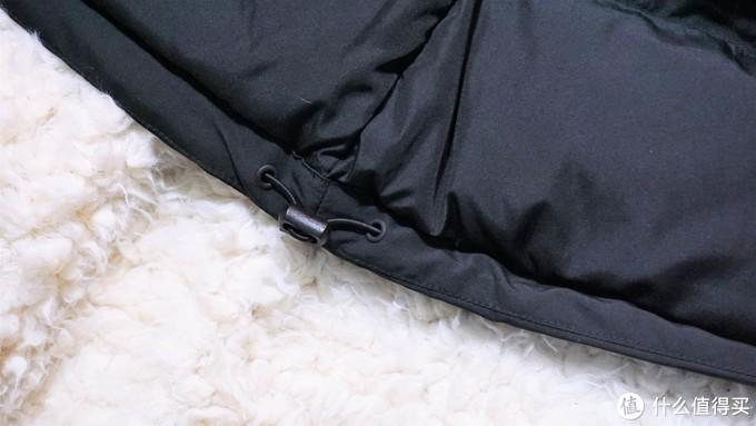 防风保暖,安踏羽绒服简单晒