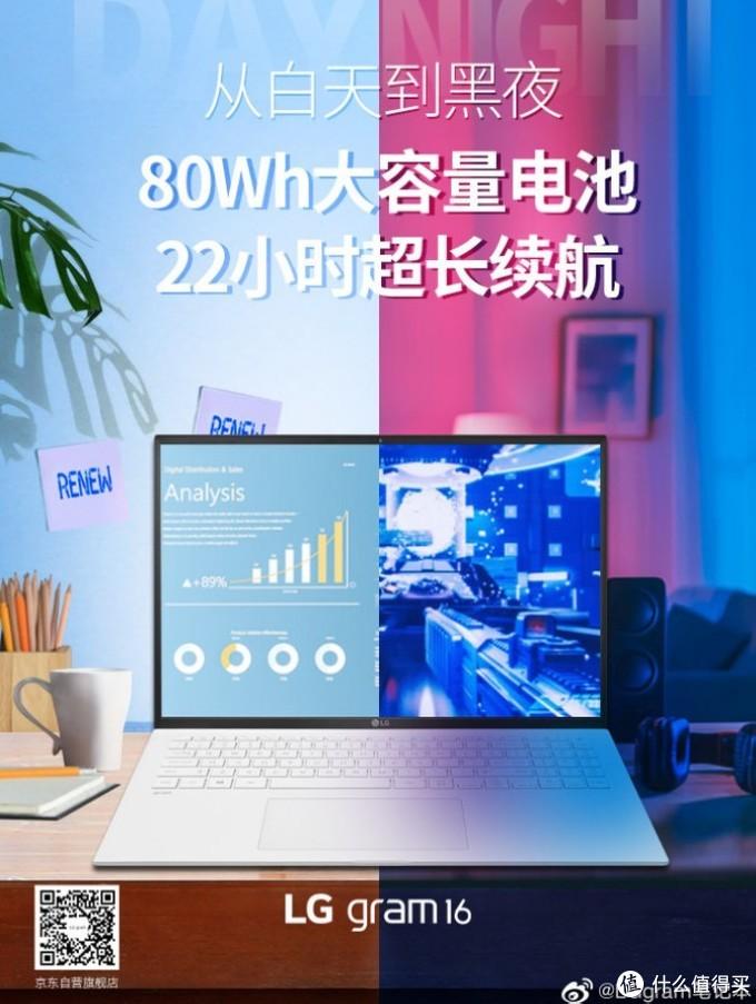 LG gram 2021新款将于2月8日上市,16:10长宽比屏、Evo平台认证、可续航22小时