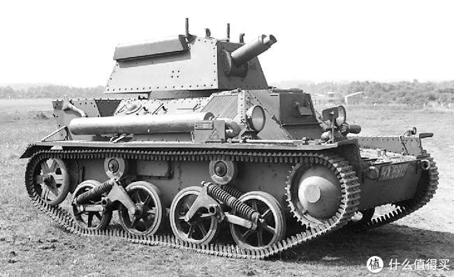 轻型坦克三型(Light Tank Mk. III)