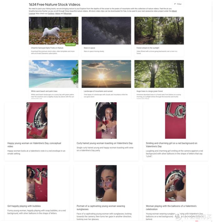 0经验从事视频剪辑?独家珍藏的15个素材网站,让你从小白逆袭大神(附链接)