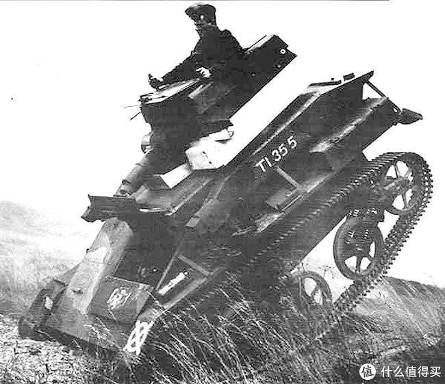 轻型坦克四型(Light Tank Mk.IV)