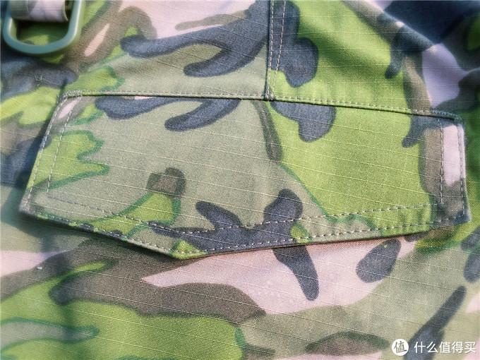 炎热夏日也要战术-龙牙侦查兵迷彩多袋短裤测评