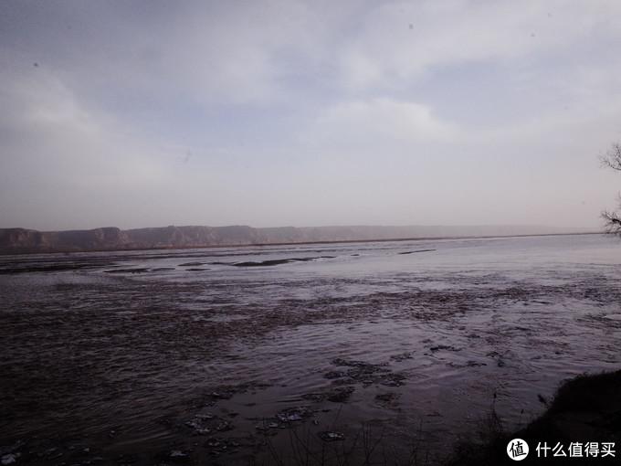 黄河比想象中水量还要再大一些