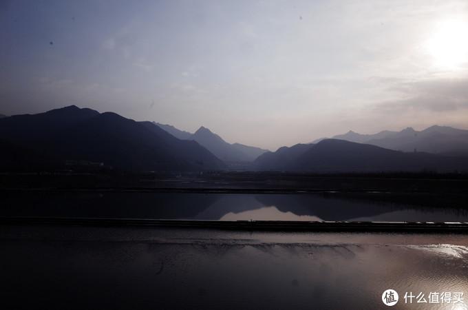 西安人的母亲河 黑河水库