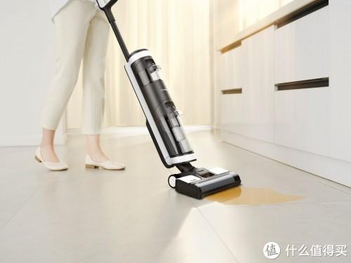 首个清洁工具该选谁?扫拖一体机?吸尘器?洗地机?分析分析哪个买来不落灰