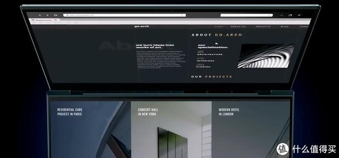 华硕发布灵耀X双屏创意本,双屏双触控、搭英特尔第11代,薄至15.9mm