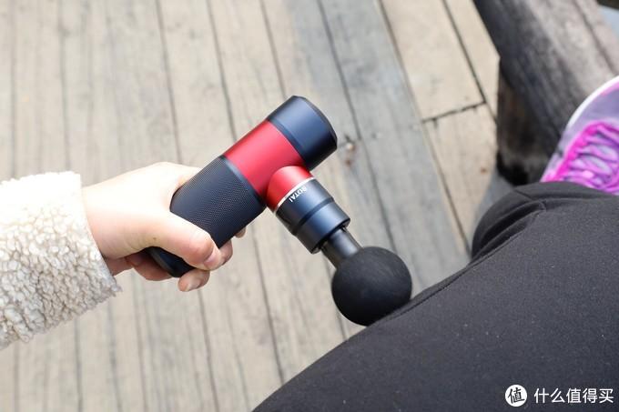 可以随身带着的筋膜枪,荣泰G20口袋筋膜枪体验