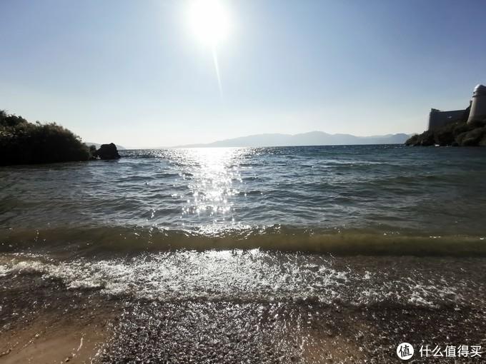 """""""琉璃万顷 ,月华如水"""",云南抚仙湖希尔顿酒店的完美体验"""