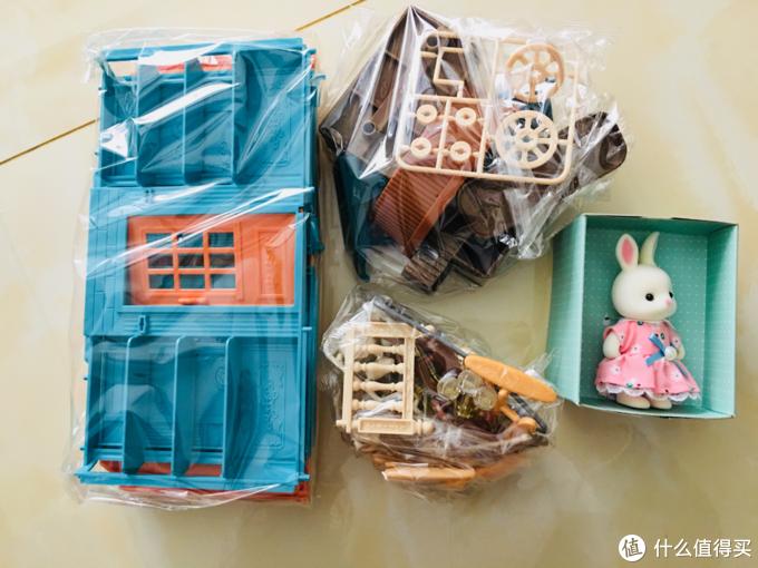 小妞春节宅家娱乐项目之益米考拉小镇的面包店