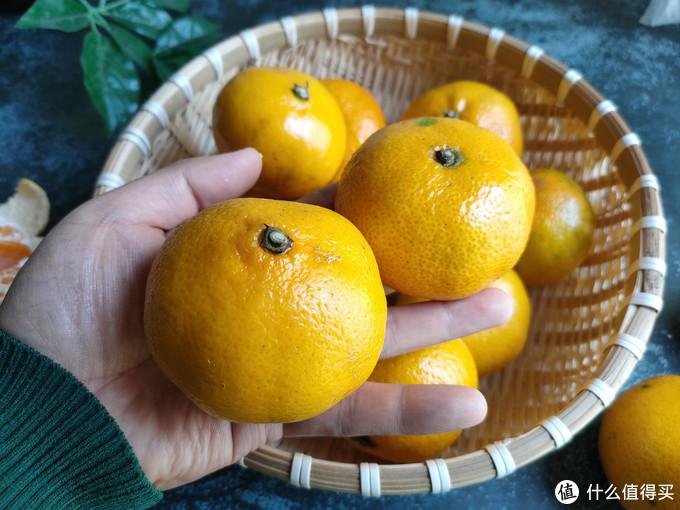 """""""母""""橘子,香甜又多汁,知道4个小技巧,一挑一个准"""