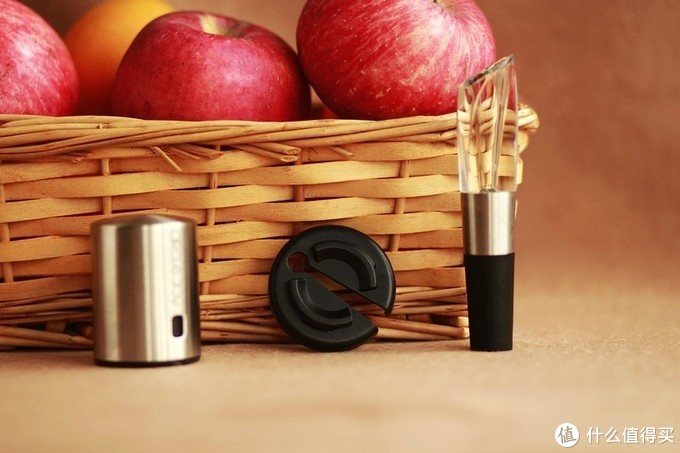 佳节必备 Circle Joy圆乐电动红酒开瓶器4合1礼盒套装