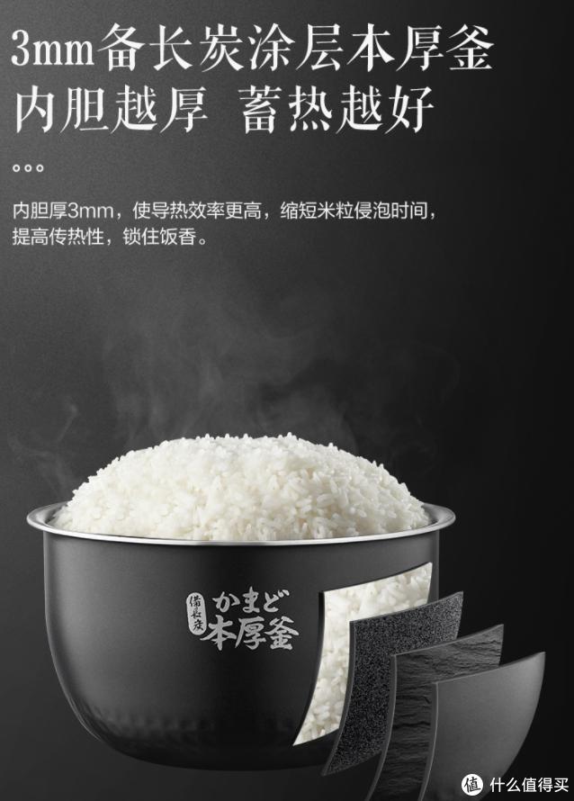【干饭人看过来】2021年必看电饭煲选购攻略,15款电饭煲推荐,一碗白米饭也能吃的喷喷香!