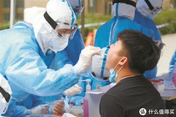 国家卫健委:单纯核酸检测采样无需挂号