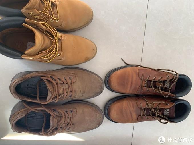 原厂原单靠谱吗?记一双代工厂出来的CAT工装靴!