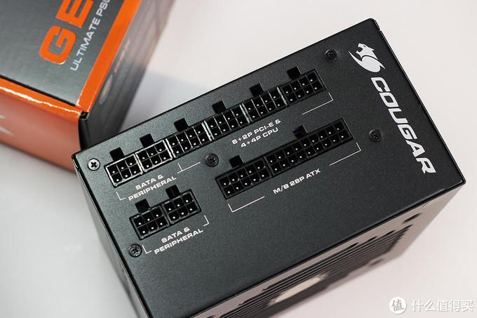 30系显卡疯涨,升级路就先打基础吧——骨伽GEX850金牌全模组电源
