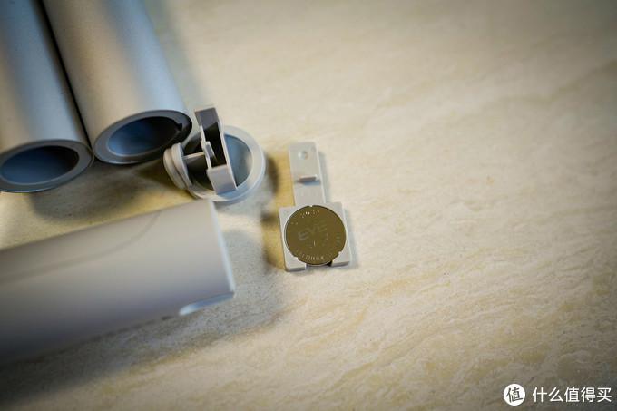 电池用触发两个功能按钮