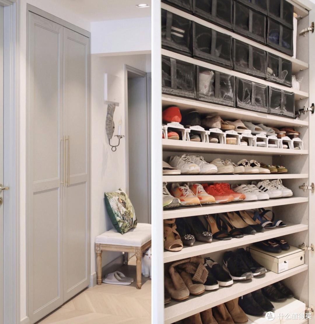 """鞋柜收纳,如何布局才能做到""""终身受用""""?"""