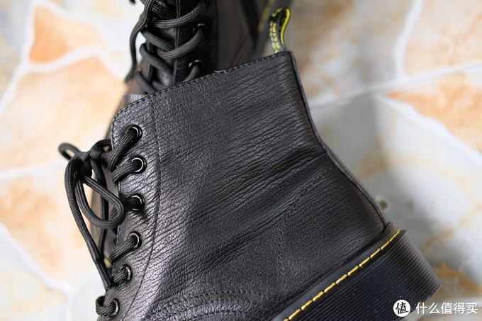 129元入手的森达马丁靴怎么样?开箱细节告诉你