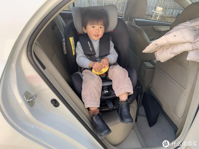 给你稳稳的安全感——两只兔子「未知」儿童安全座椅开箱评测