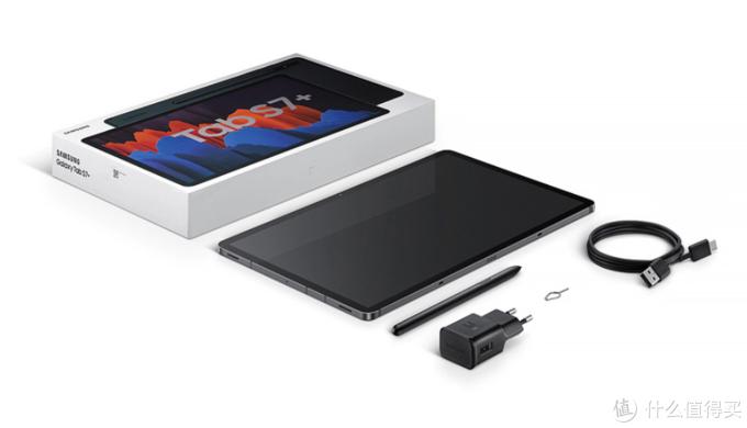 三星 Galaxy Tab S7/S7+ 平板电脑新增蓝色版,还有512GB大存储
