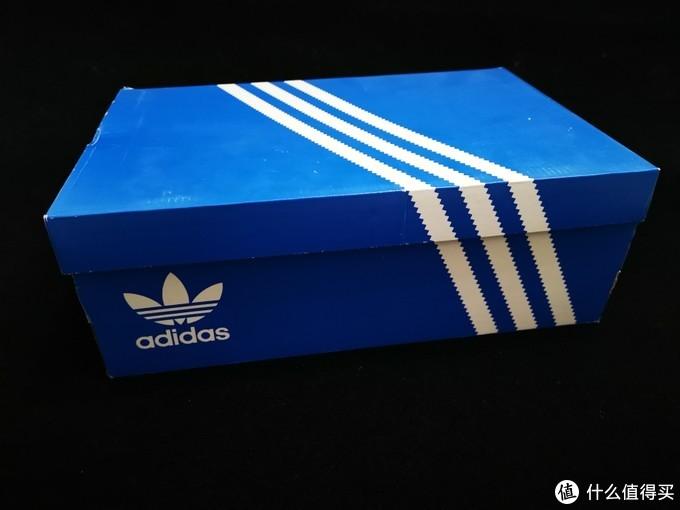 迟到的,adidas三叶草STREETBALL运动鞋晒单。