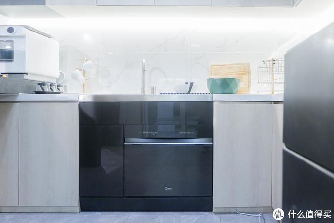 集成灶是智商税吗?水槽也集成化了?美的悦净集成水槽XQ02+美的悦家集成灶WX08体验