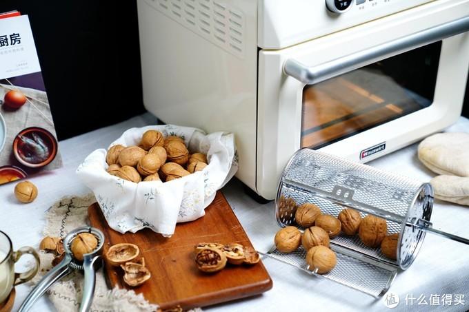 空气炸锅终于可以烤面包啦!海氏k5空气炸烤箱了解一下