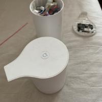 小米自动洗手液机无损拆盖