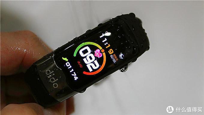 功能全、数据准,运动健康全监测——dido Y2S智能手环测评