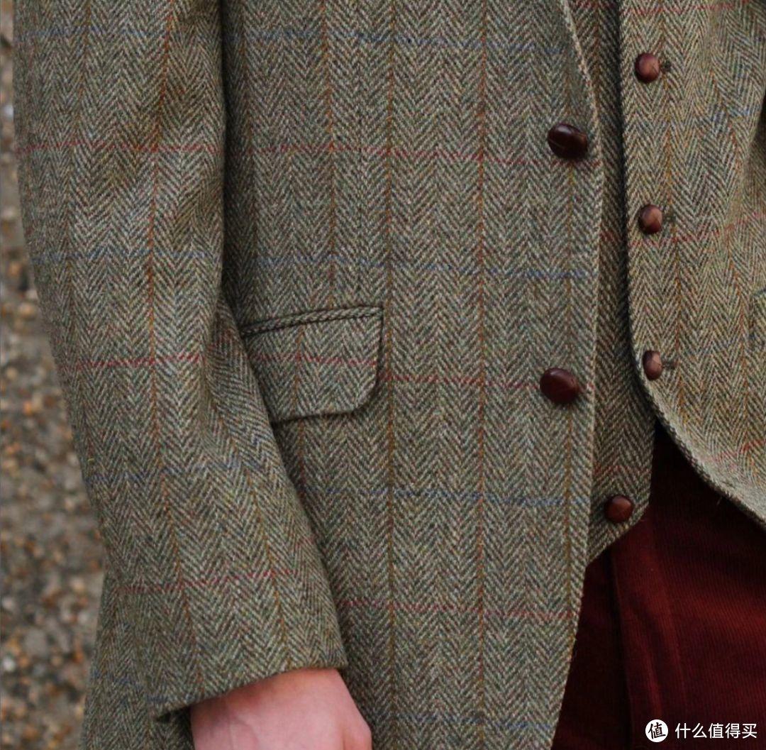 关于粗花呢绅士们应该知道什么?(下篇)—— 传统的风格与花呢上衣的搭配建议