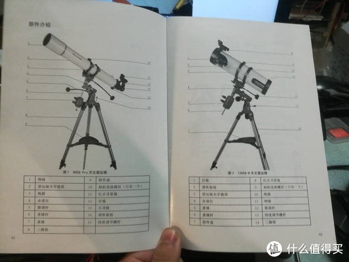 星特朗CELESTRON 130EQ 130mm牛顿反射式天文望远镜开箱测评