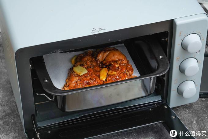 烟熏功能带来的独特风味----一台精致小巧的BRUNO烟熏料理烤箱评测