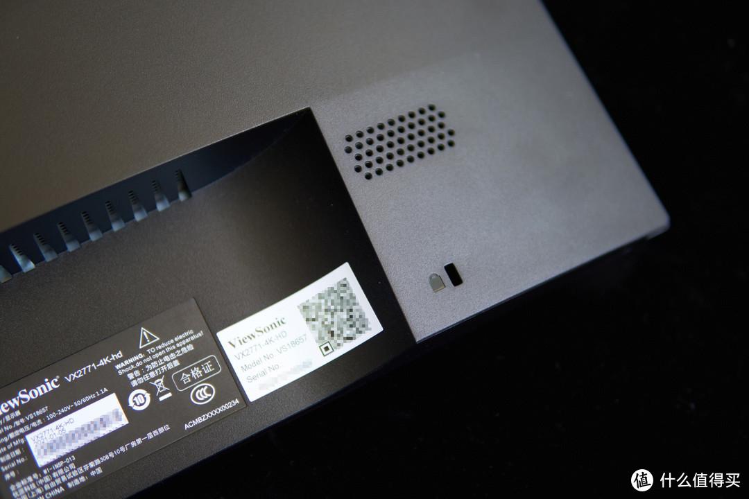 千元价位4K HDR显示器:优派VX2771-4K-HD体验 (附Windows高分屏使用技巧)