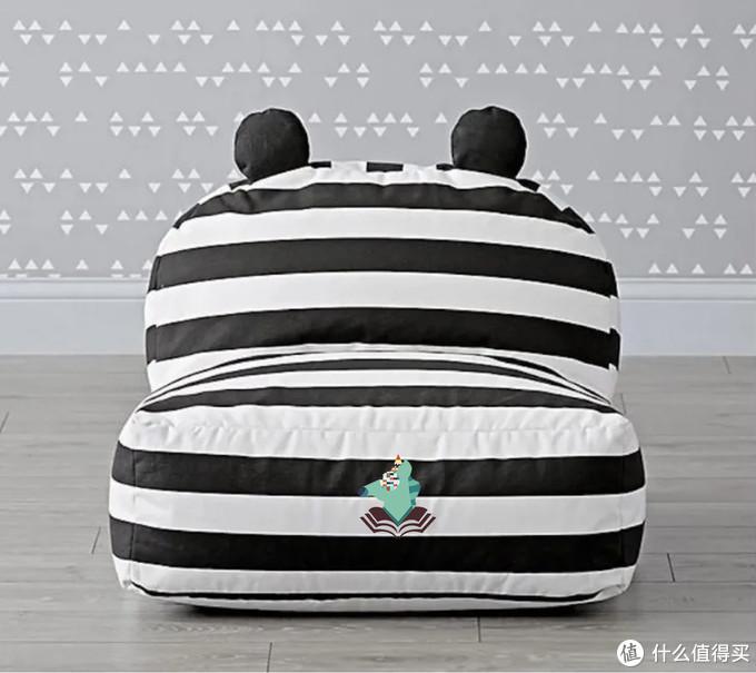 一张松软舒适的坐垫