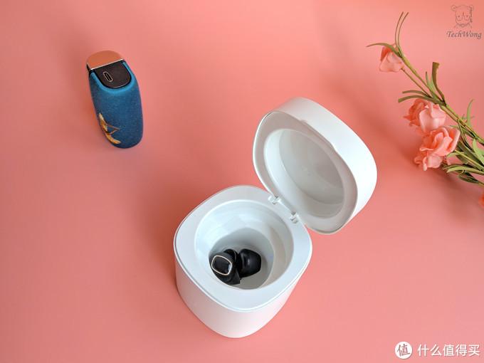 FIVE多功能消毒盒迷你版,小巧又便携,随时随地给小物件杀菌