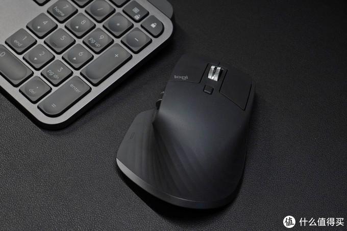 玩的就是黑科技,罗技MX系列旗舰键鼠,外设装备智能化升级体验
