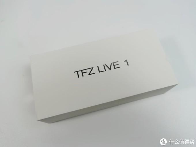 监听耳机第二弹:繁星点点的TFZ Live1监听耳机
