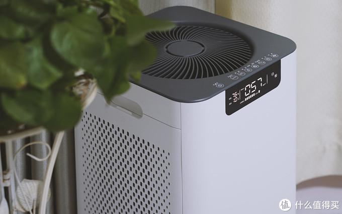一触即净,呼吸健康空气,舒乐氏空气净化器体验!