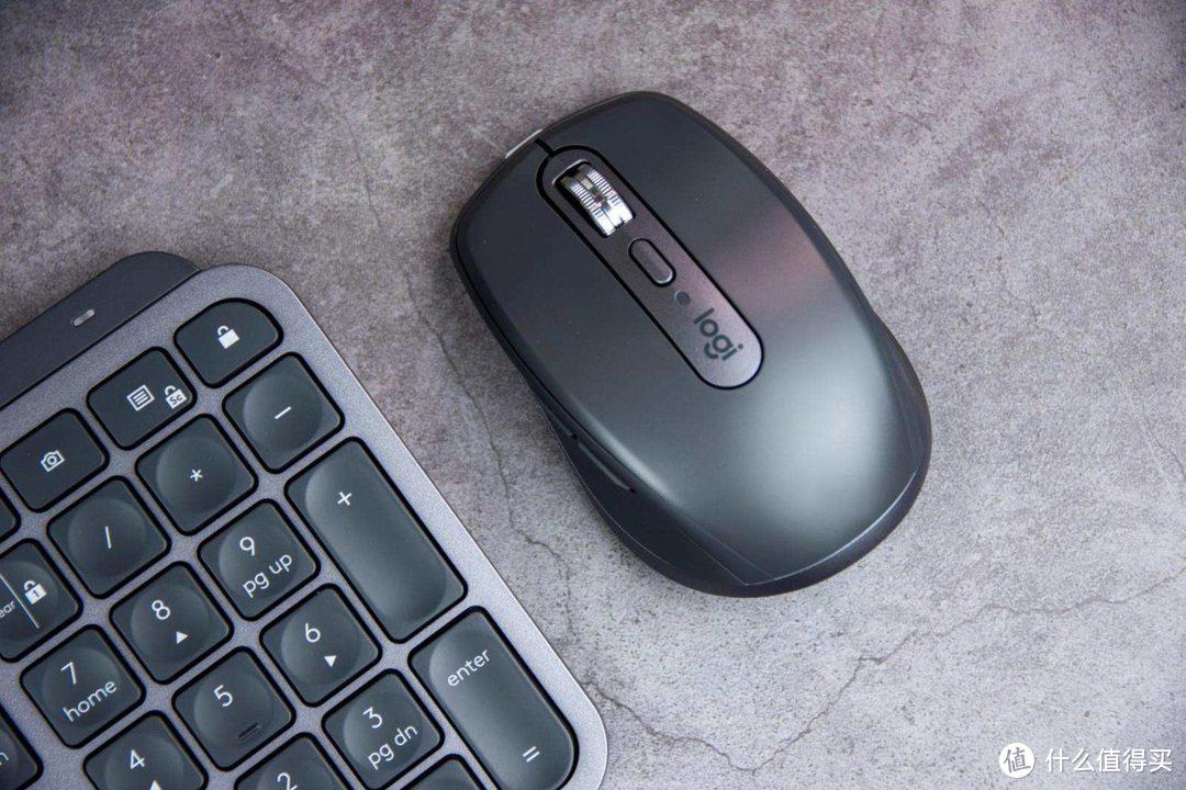 一套键鼠打通MacOS和Windows,罗技MX旗舰键鼠套装简评