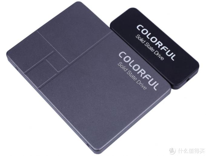 """七彩虹正式发布SL500 mini SSD迷你固态硬盘和""""火神""""内存"""