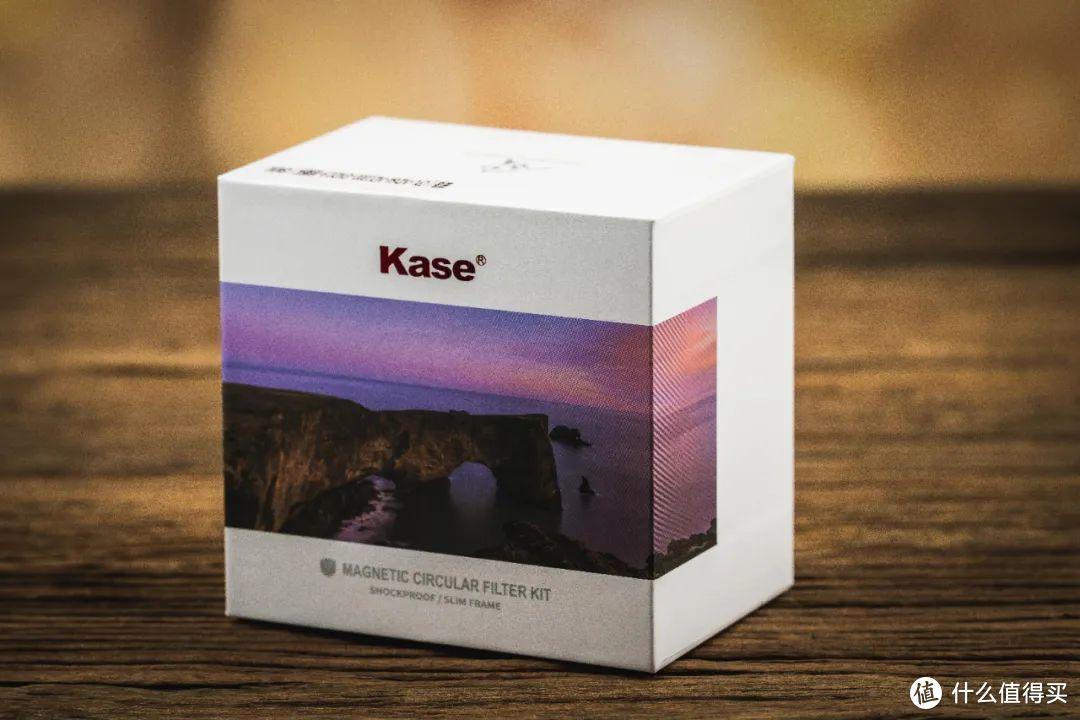 扔掉转接环吧!Kase卡色推出49mm/58mm小口径金刚狼磁吸圆形滤镜套装
