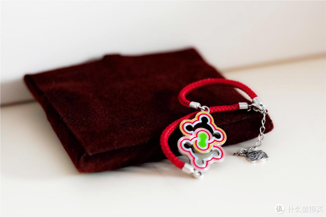 布达拉宫锦色芳华典雅银手绳新年里为你增添祝福