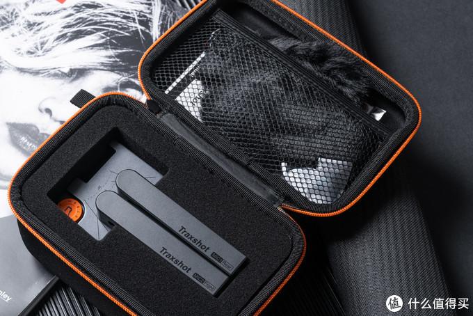 短视频时代,你的摄影包里需要一个科唛Traxshot麦克风