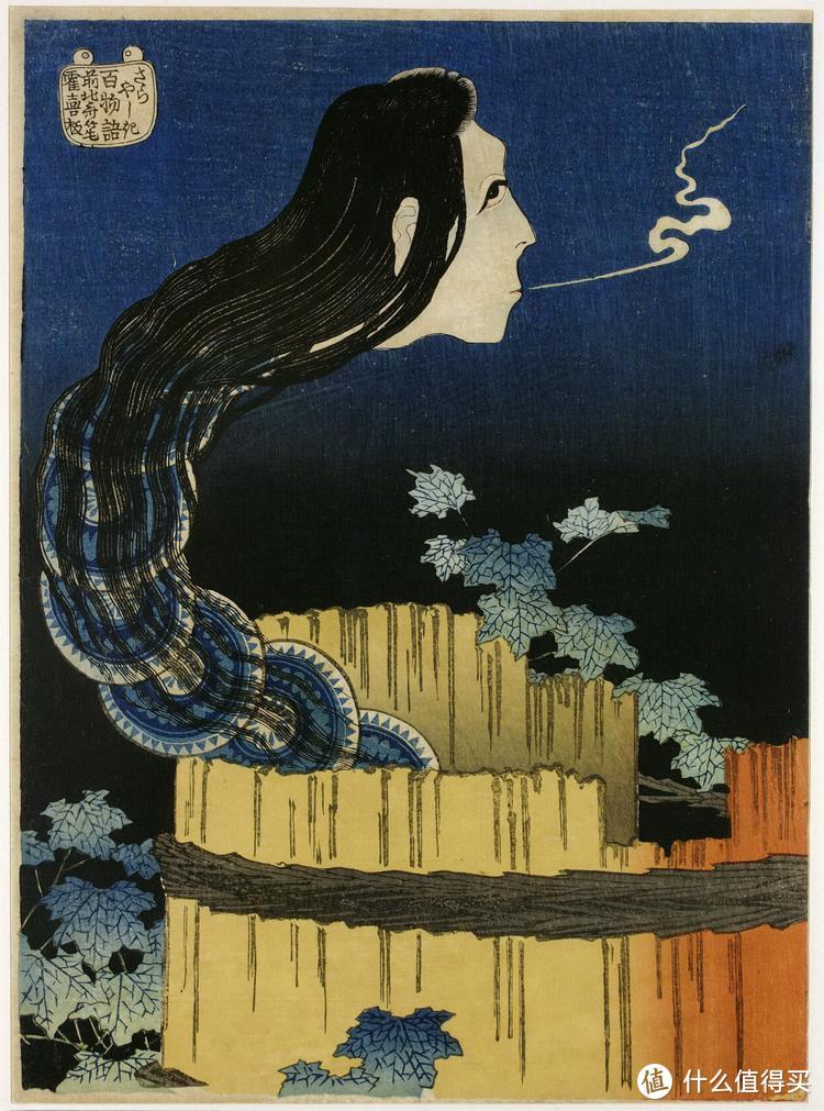 百物语相当于是日本的聊斋志异。