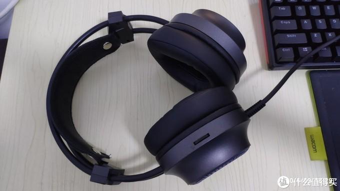 勉强够用的杂牌耳机:光头哥贼鸥7.1声道头戴式耳机简评