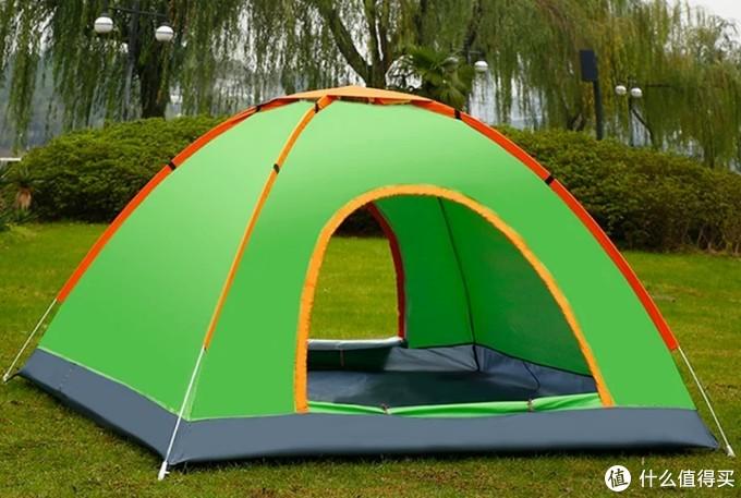 就在外面晒个太阳,帐篷怎么选?