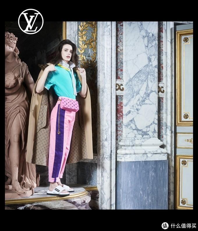 Louis Vuitton发布2021早秋型录,如此复古浓烈的粉色、柠檬黄包袋好看么?