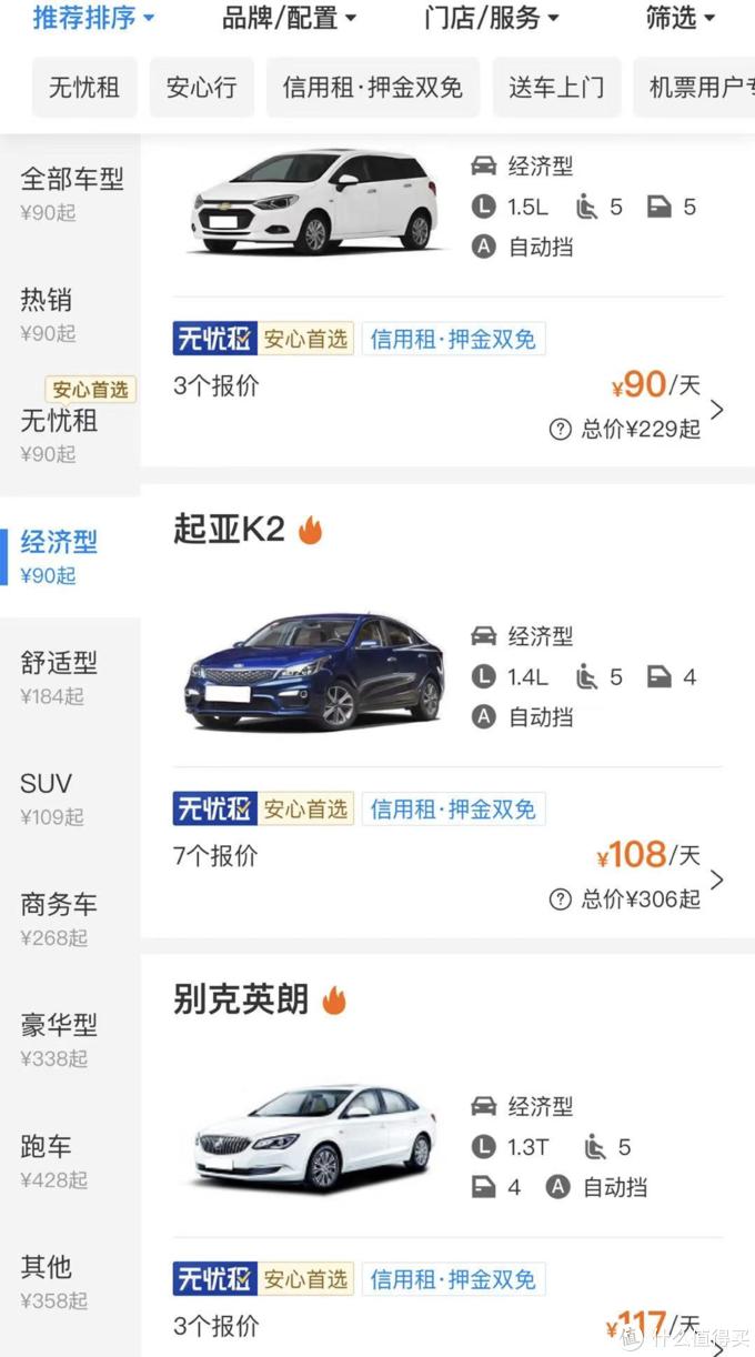 春节长假租车全方位攻略,新手租车必看!