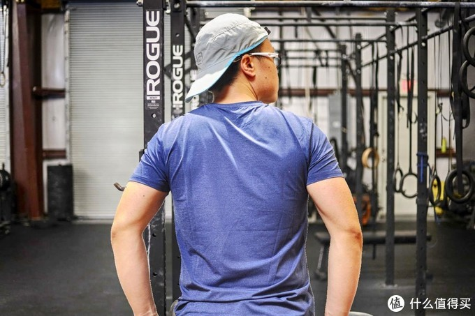 弹力修身,速干舒适,SENSELEAD冰感透气健身T恤