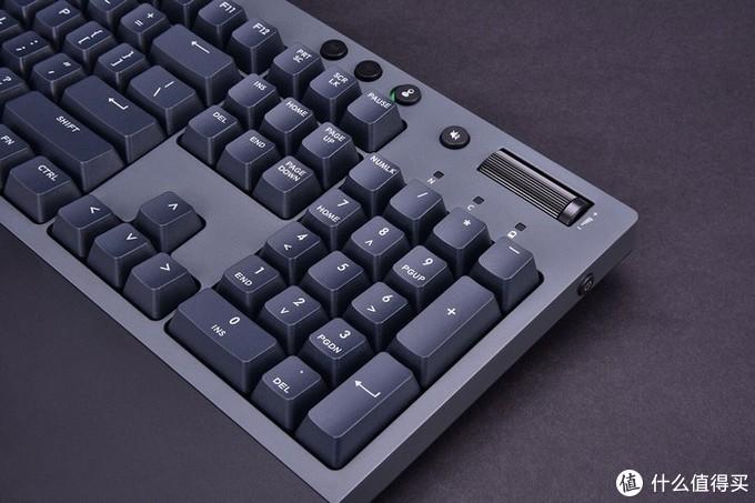 Thermaltake曜越 推出 W1 WIRELESS 无线机械键盘:三模、改用Cherry机械轴